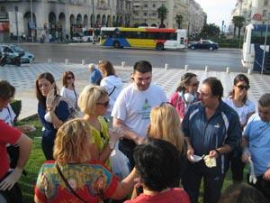 Η κίνηση «Θεσσαλονίκη 2012»... γεμάτη αλληλεγγύη και φαντασία!
