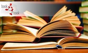 Ανακύκλωση βιβλίων στον ιστότοπο book4book