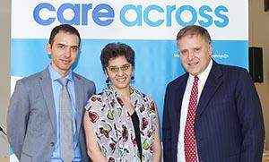 CareAcross: Μια πλατφόρμα ενημέρωσης & υποστήριξης των ασθενών με καρκίνο