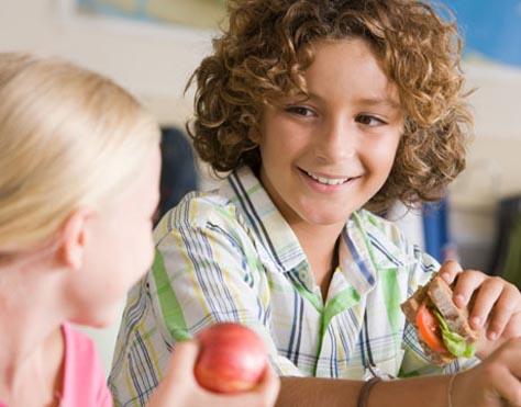 Διατροφή για .. καλή σχολική χρονιά