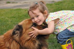 Έρευνα για το «δέσιμο» των παιδιών… με τα κατοικίδια!