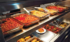 Φρεσκομαγειρεμένο φαγητό για όλους με 2,70 ευρώ στην πόλη της Αθήνας!