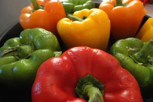 Φρούτα και λαχανικά με τις λιγότερες θερμίδες