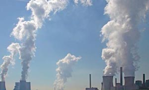 大気汚染は心臓発作のリスクを高めます