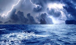 Η ατμοσφαιρική ρύπανση της Ασίας ενισχύει τις καταιγίδες του Ειρηνικού