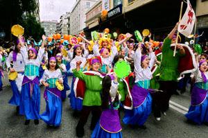 Η ιστορία του Καρναβαλιού