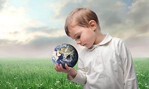 気候変動は子供たちに壊滅的です