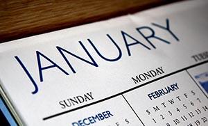 Ιανουάριος, ο μήνας των αλλαγών κατά την παράδοση