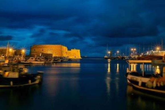Ηράκλειο: η μαγεμένη μεγαλούπολη