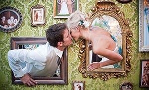 Κάντε την έκπληξη στο γάμο σας