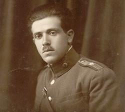 Ο ελληνοϊταλικός πόλεμος τον βρήκε