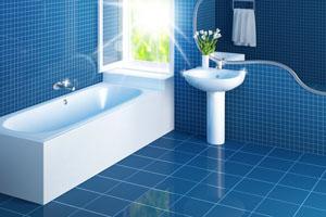 Καθαριότητα μπάνιου σε 15 λεπτά!