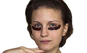 Μάσκα σοκολάτας για τις ρυτίδες κάτω από τα μάτια