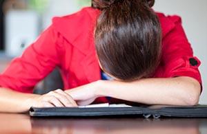 Μήπως έχετε «καεί» από τη δουλειά σας;