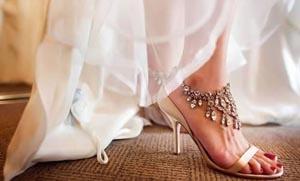 499b2605c20 Νυφικά παπούτσια: Οι τιμές και τα tips πριν την αγορά τους ...