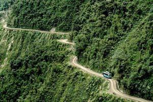 Οι πέντε πιο «δύσκολοι» δρόμοι της γης
