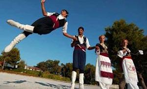 Παραδοσιακοί χοροί: πολιτισμός και άσκηση