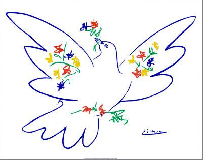 Αποτέλεσμα εικόνας για Περιστέρι της Ειρήνης.