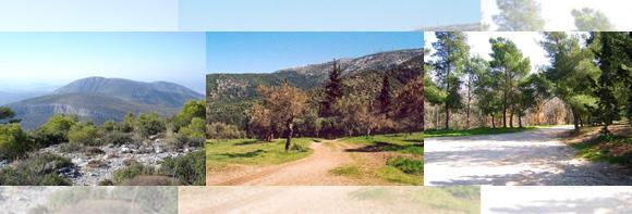 Πεζοπορίες κοντά στην Αθήνα