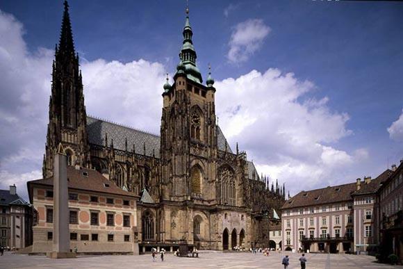 Πράγα- ένας συνδυασμός μαγείας και αλχημείας