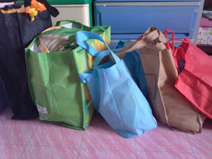 Ψώνια με το μυαλό στην ανακύκλωση
