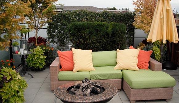 Roof Garden: Μετατρέψτε την ταράτσα σας... σε όαση!