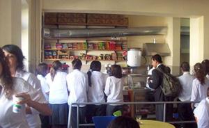 Τα τρόφιμα που επιτρέπονται προς πώληση στα σχολεία
