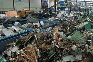 Τι γίνονται στα ηλεκτρικά είδη που ανακυκλώνουμε;