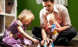 Το παιδικό παιχνίδι ανάλογα με την ηλικία του παιδιού