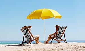 Βρείτε τον χρόνο για να πάτε διακοπές!