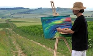 Ζωγραφική, ένα χόμπι δημιουργικότητας και χαράς