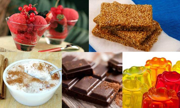 10 γλυκά που μπορούμε να τρώμε χωρίς τύψεις
