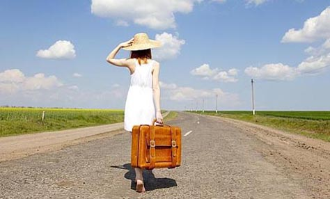 """20 σημάδια ότι είστε """"εθισμένοι"""" στα ταξίδια"""