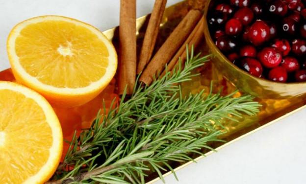 3 εύκολες συνταγές για να μυρίσει το σπίτι Χριστούγεννα