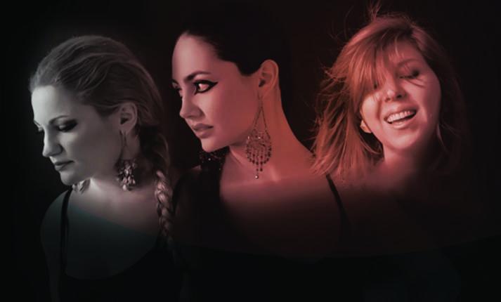 3 Κυρίες Τραγουδούν τα Μπλουζ