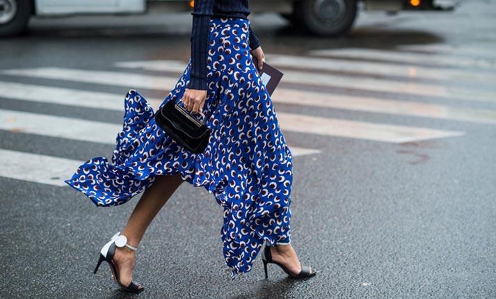 3 τρόποι για να φορέσετε τις maxi και midi φούστες