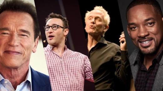 4 επιτυχημένοι άνθρωποι μας αποκαλύπτουν τα μυστικά της επιτυχίας τους