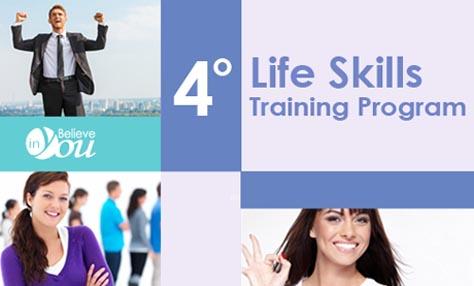 4o Life Skills Training – Έναρξη το Μάιο και νέα προσφορά