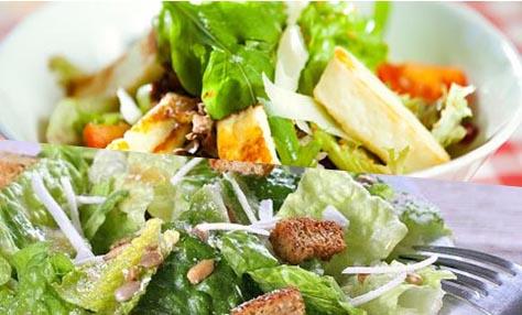 55+1 συνταγές για σαλάτες