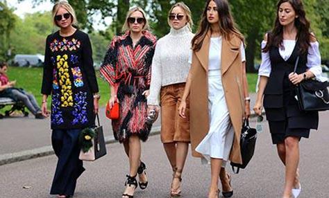 5 fashion bloggers που μπορείτε να ακολουθήσετε στο Instagram για στυλιστική έμπνευση