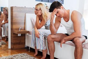 """5 πράγματα που του """"κόβουν"""" την όρεξη για σεξ"""