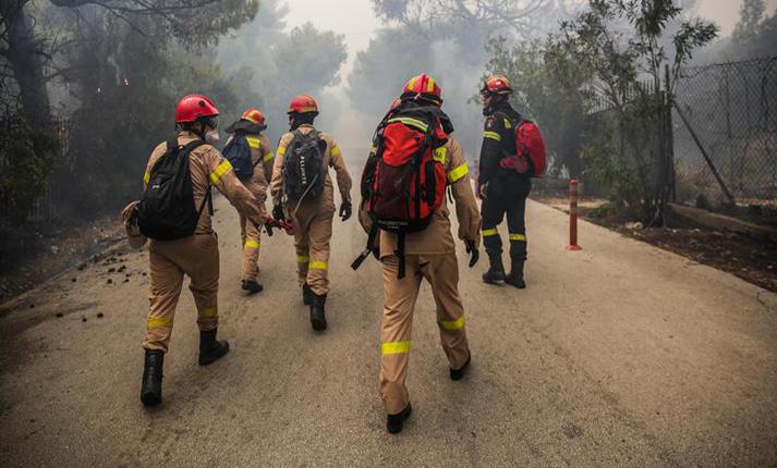 Η προστασία από πυρκαγιές είναι ευθύνη όλων μας