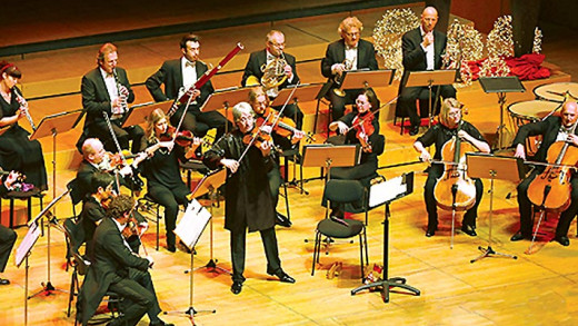 Johann Strauss Ensemble - 8 και 9 Δεκεμβρίου στο Μέγαρο Μουσικής Αθηνών