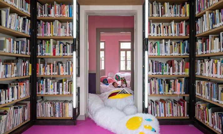 #TextMe_FluffyLibrary: Η πιο χνουδωτή βιβλιοθήκη βρίσκεται στην Αθήνα