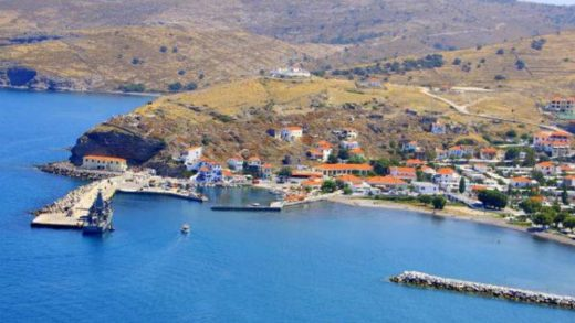 Αη Στράτης: Το πρώτο πράσινο νησί, τον χειμώνα θα θερμαίνεται με τηλεθέρμανση