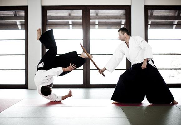 Aikido, η πολεμική τέχνη της ειρήνης
