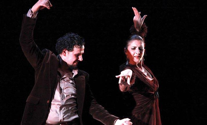 Alicia Márquez & Ramón Martinez y grupo στο Half Note
