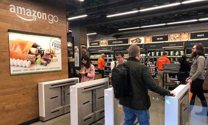 Amazon Go: Το πρώτο σούπερ μάρκετ χωρίς εργαζόμενους