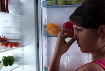 Αν χαλάσουν τρόφιμα στο ψυγείο τι μπορείς να κάνεις για να διώξεις την βρωμιά