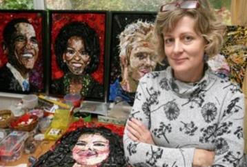 Αναδημιουργώντας διάσημα έργα τέχνης από καθημερινά υλικά!